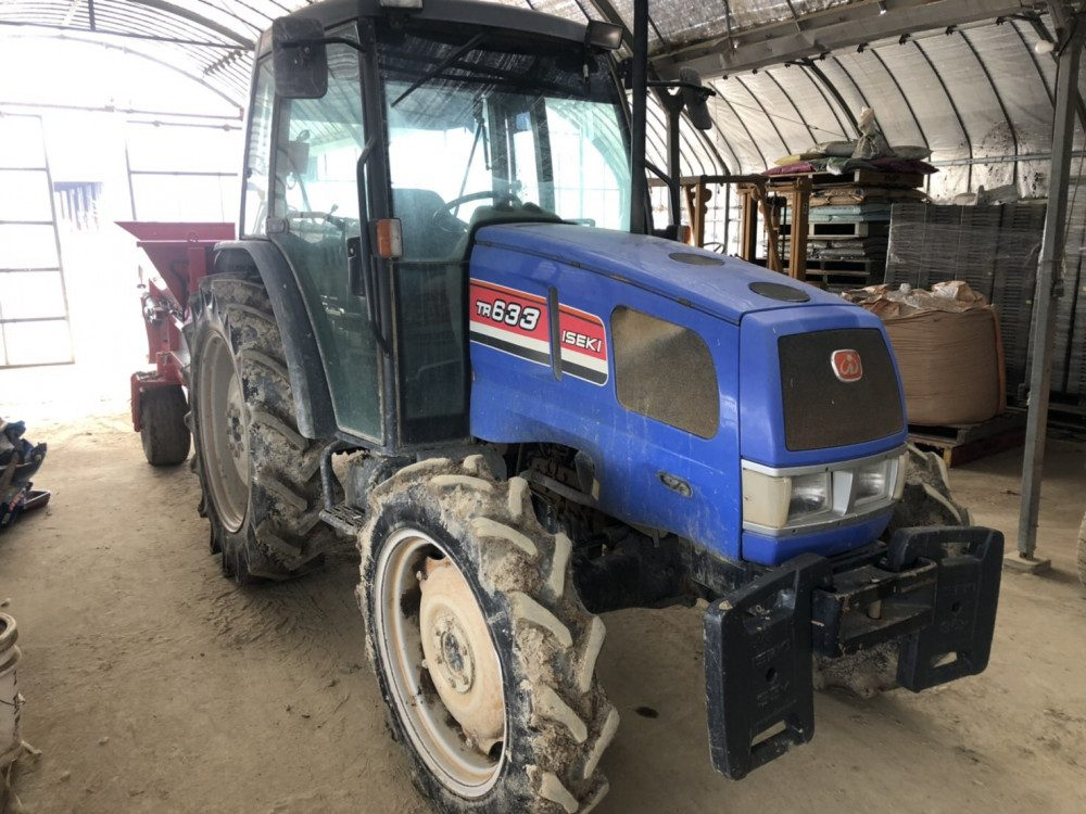 63HP TRACTOR TR633
