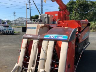 KUBOTA SR65 JUST ARRIVED