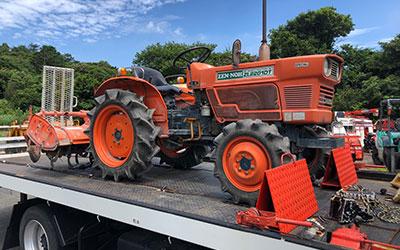農業機械の買取
