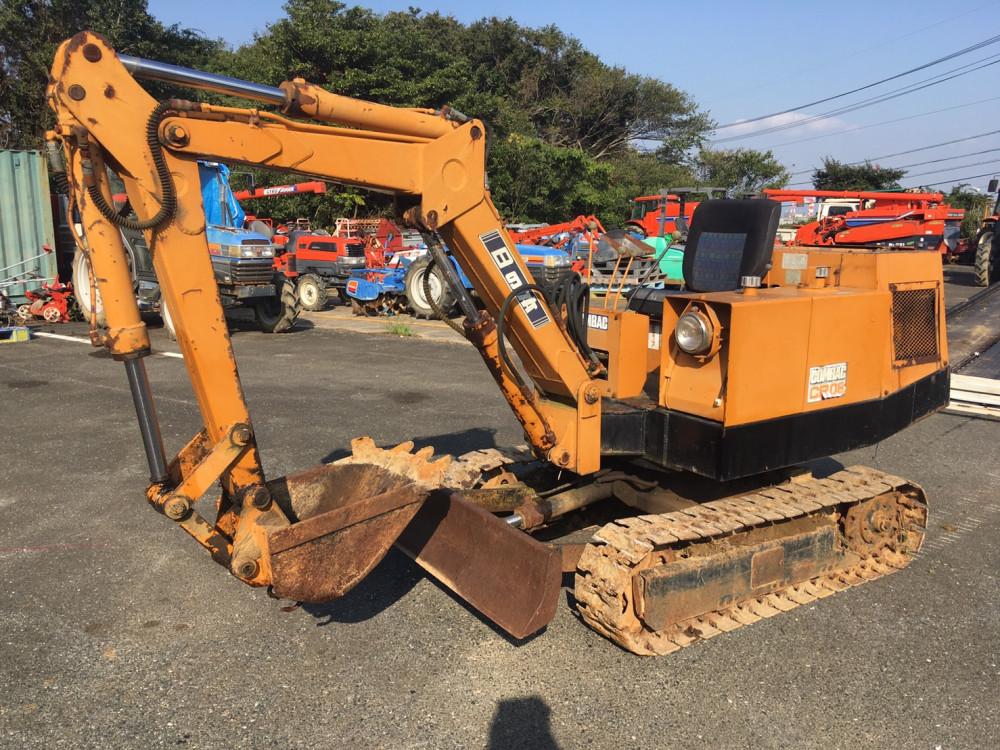 CR08 Excavator in stock