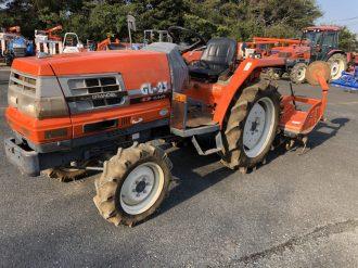 クボタ GL-23 トラクター