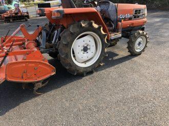Kubota GL-23 Tractor