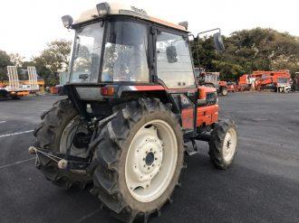 Kubota GL-53 tractor