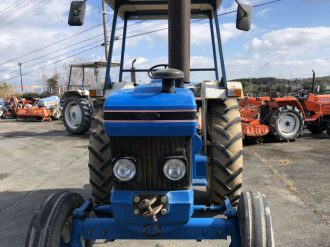 FORD TRACTOR 6610 2WD in stock