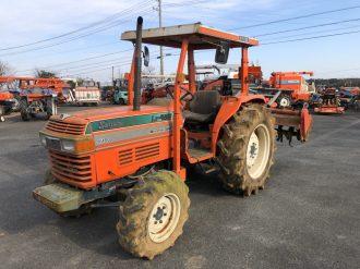 Kubota Farm Tractors L1-455 Coming