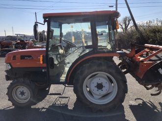KUBOTA KL250 TRACTOR ARRIVED