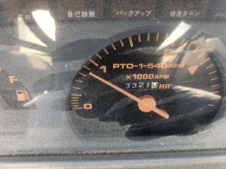 KUBOTA TRACTOR GL40 CABIN IN STOCK