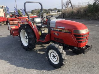 RS-270 TRACTOR NOW IN STOCK