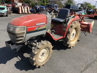 YANMAR TRACTOR AF120 IN STOCK