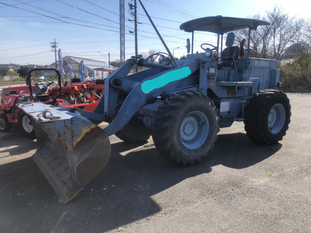 WHEEL LOADER FURUKAWA FL120A IN STOCK