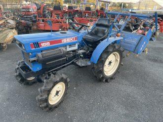 ISEKI FARM TRACTOR TX155