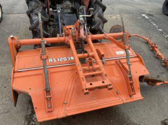 クボタ トラクター B1-15DT 輸出用